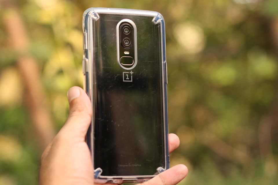 ringke fusion clear case oneplus 6 techindian