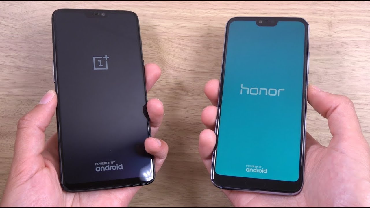 oneplus 6 vs honor 10 techindian