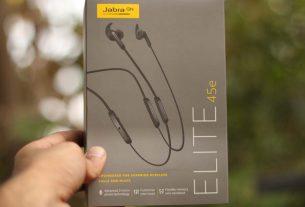 Jabra Elite 45e Review techindian