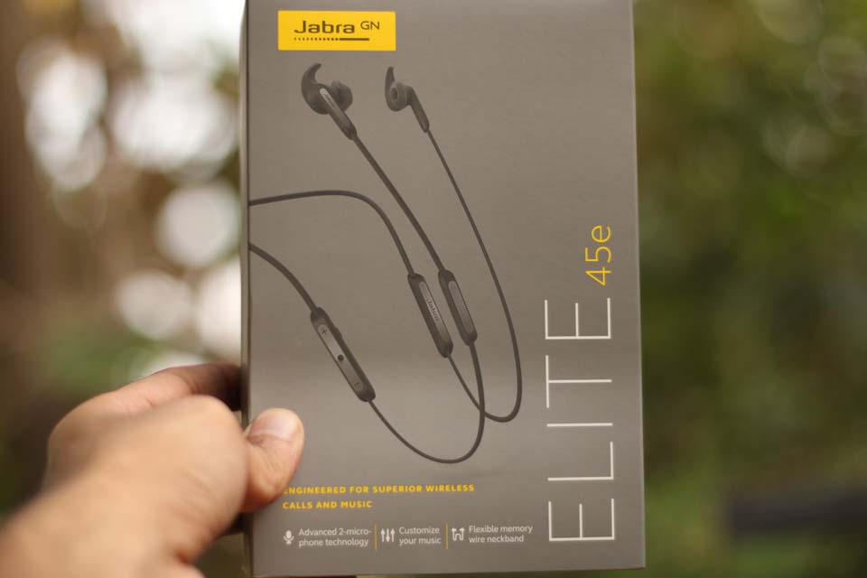 Jabra Elite 45e Review techindian