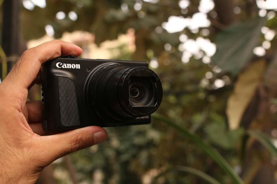 Canon PowerShot SX740 HS review techindian
