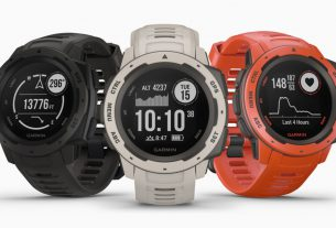 garmin instinct techindian