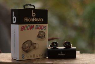 richbean boom buds techindian