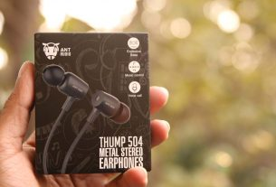 Ant Audio Thump 504 Review techindian
