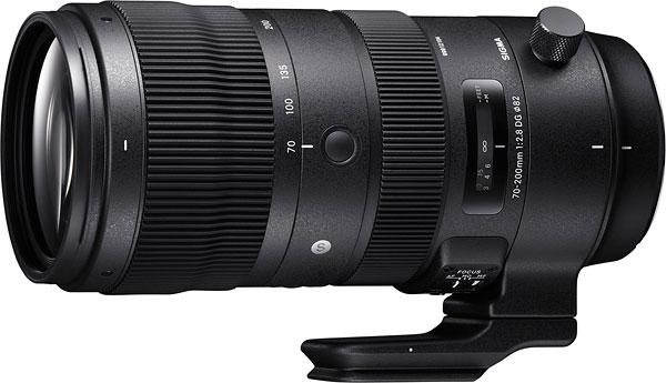 Sigma 70-200mm f/2.8 DG OS HSM Sports Lens techindian