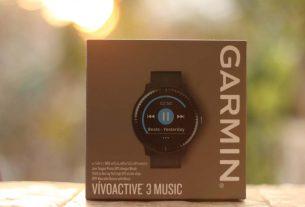 garmin vivoactive 3 music techindian