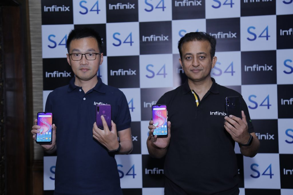infinix s4 techindian
