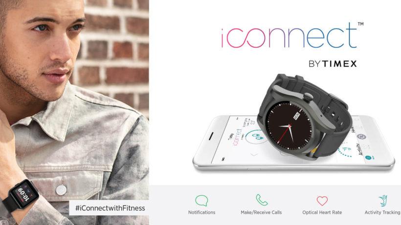 timex iconnect fashion techindian
