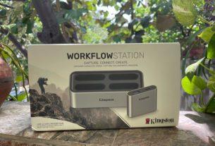 kingston workflow station review
